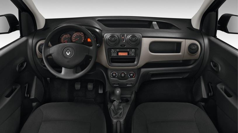 Рено  вдекабре  выпустит новый многофункциональный автомобиль Dokker