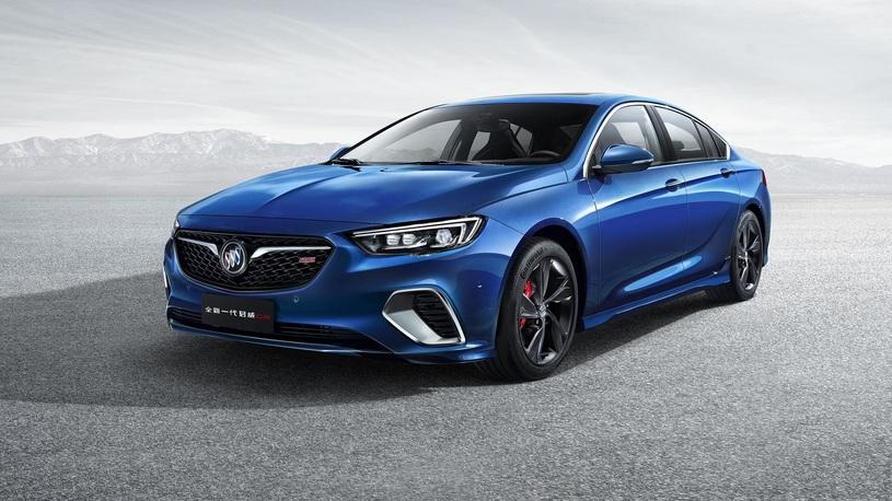 Китайские партнеры Buick намекнули на новую Opel Insignia OPC