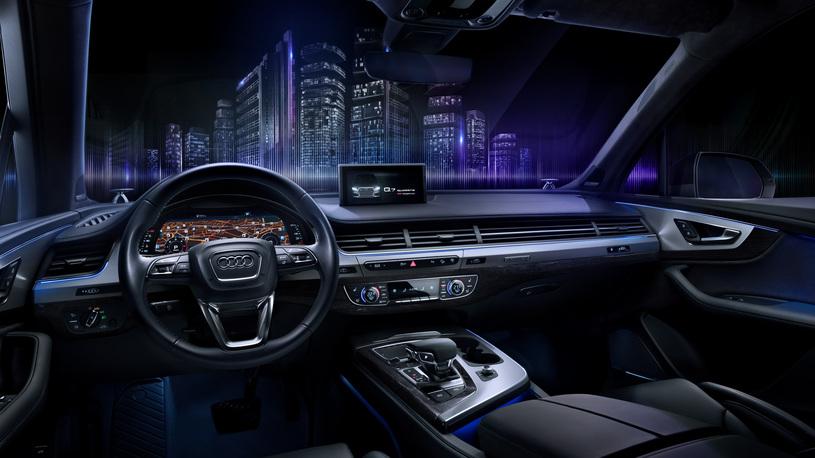 Audi представляет эксклюзивную серию Q7
