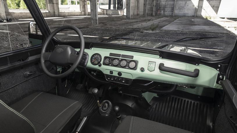 УАЗ представил юбилейную спецверсию джипа  «Хантер»