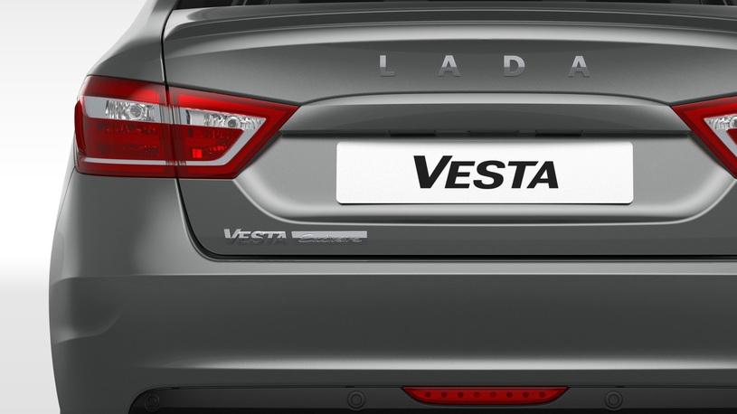 Названа стоимость самой дорогой комплектации Лада  Vesta