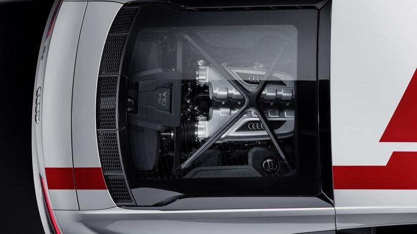 Компания Ауди выпустила 1-ый вистории заднеприводный R8