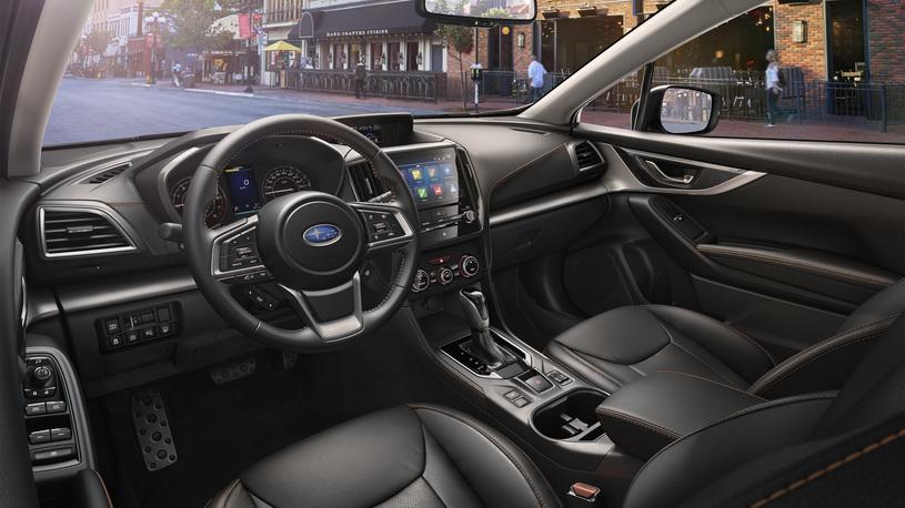 Названы российские цены на Subaru XV нового поколения