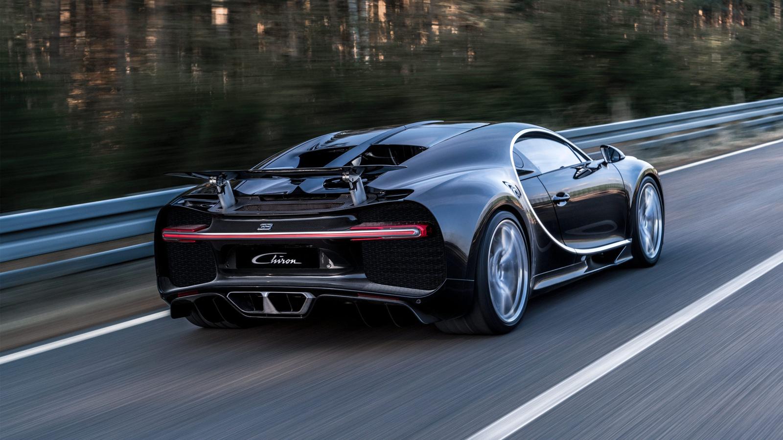 На Женевском автосалоне представили самый быстрый в мире гиперкар