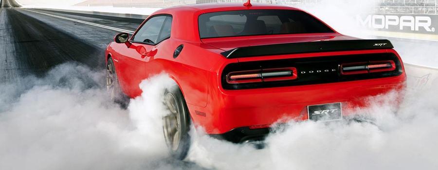Хит-парад. Мощнейшие моторы V8