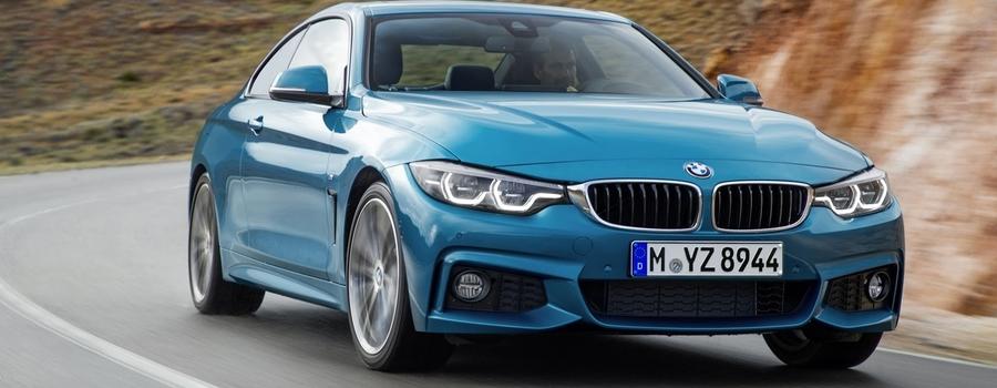 Цены на BMW 4 серии 2017 года