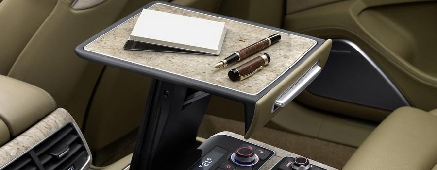Шок-цена: складной столик Audi