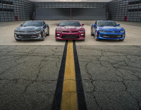 Chevrolet Camaro: названы цены
