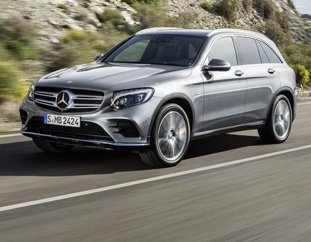 Цены на Mercedes-Benz GLC