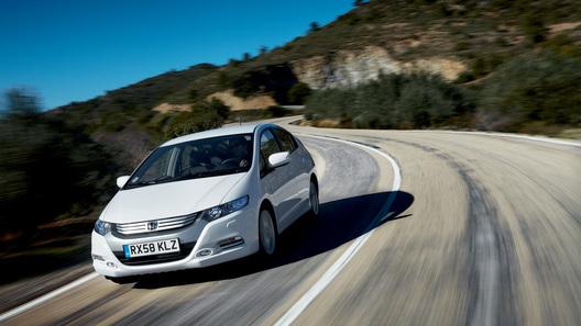 Европа оценила гибрид от Honda