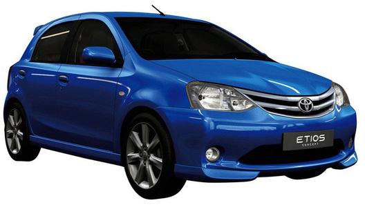 Toyota Etios или японский конкурент Renault Logan