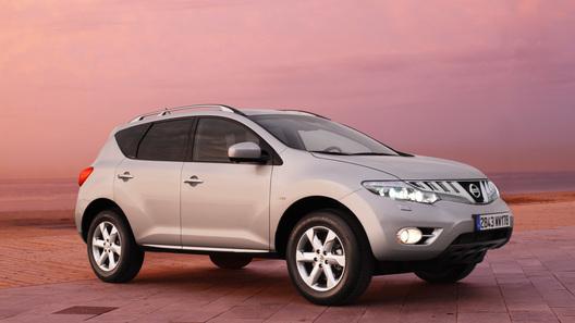 Европейская версия Nissan Murano получит новый дизельный агрегат