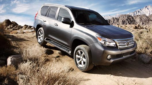 Lexus вновь возглавил рейтинг надежности в США