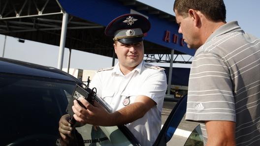 Массовые аресты водителей: как наданный момент ГИБДД наказывает затонировку