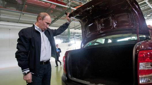 В руководстве РФ треть чиновников задекларировали отсутствие собственного автомобиля