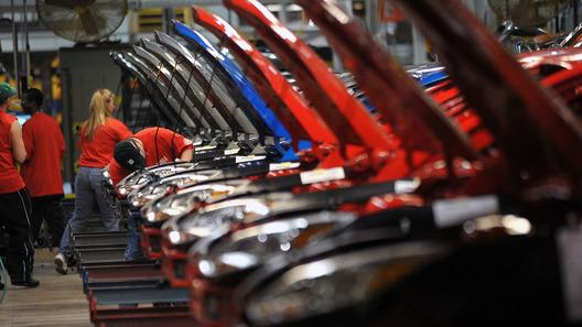 Форд хочет утроить экспорт русских деталей вЕвропу вближайшие три года