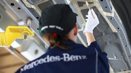 Назаводе Mercedes вПодмосковье будет выпускаться 4 модели машин— Воробьев