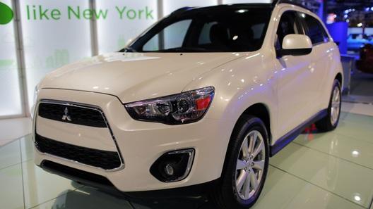 Mitsubishi отзовет более 80 000 автомобилей из-за проблем с вариатором