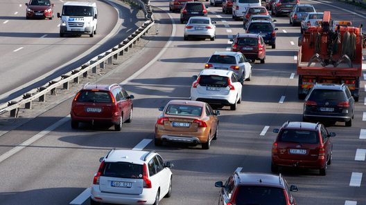 ВОсло из-за угрозы смога временно воспрещено движение дизельных авто