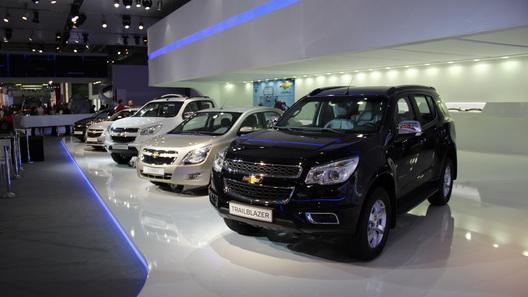 GM приостановит продажи автомобилей в Индии к концу года