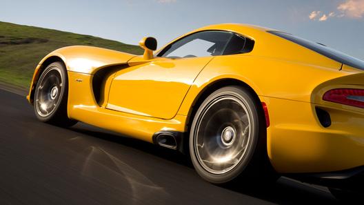 Частный инвестор отказался возрождать Dodge Viper