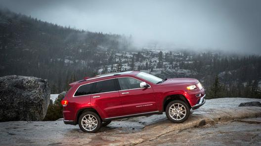 Jeep отзывает в Российской Федерации неменее 6 тыс. вседорожников Grand Cherokee