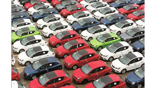Глобальный автомобильный рынок вконце осени продемонстрировал прирост