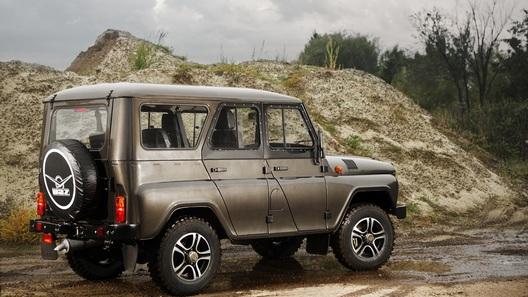 УАЗ выпустит новые экспортные версии своих внедорожников