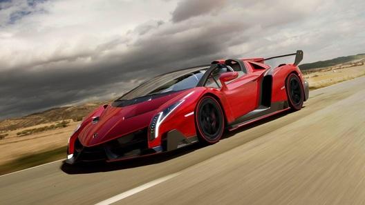Lamborghini отзывает 5 900 суперкаров Aventador иVeneno
