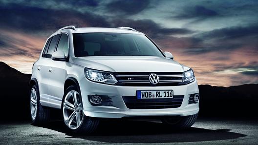Прошлый VW Tiguan уходит напенсию