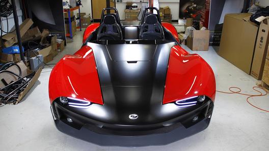 КомпанияAC Cars спасла отбанкротства производителя спорткаров Zenos
