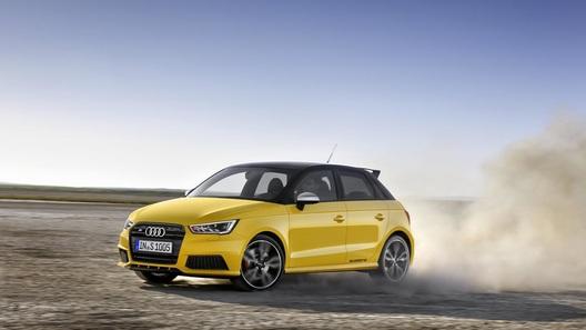 """Самый маленький Audi все же решено основательно """"разозлить"""""""