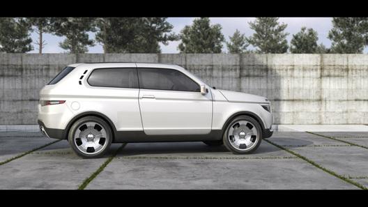 Волжский автомобильный завод создал прототип нового джипа Лада 4х4