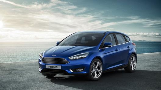 Форд Focus стал самой продаваемой иномаркой в Российской Федерации