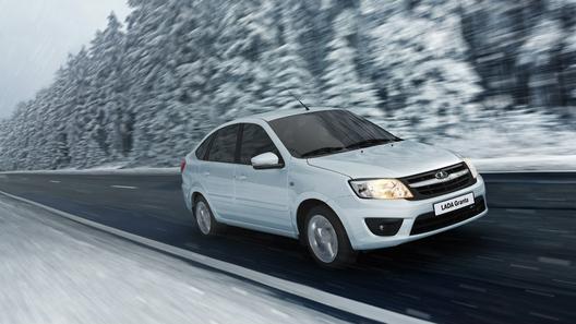Доля LADA нароссийском рынке легковых автомобилей составила 19,9%