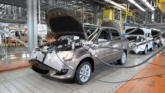 Производство авто в РФ может вырасти вдвое