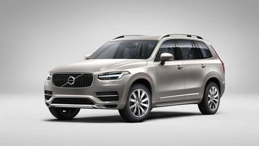 Volvo проверит китайцами самый роскошный вариант своего нового кроссовера