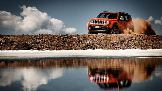 Тест Jeep Renegade: сын канистры и вояки