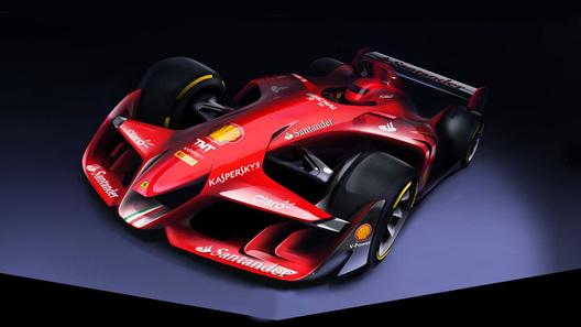 Ferrari призвала добавить радикальности дизайну болидов