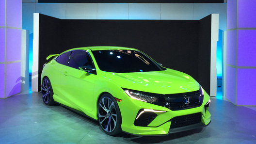 Honda показала
