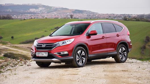 Россию покинула еще одна модель Honda