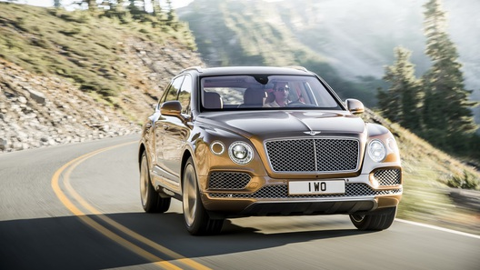 Продажи Bentley в России выросли в 1,5 раза
