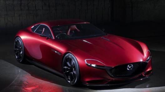 На автомобильном салоне вТокио Мазда представит неповторимую модель RX-9
