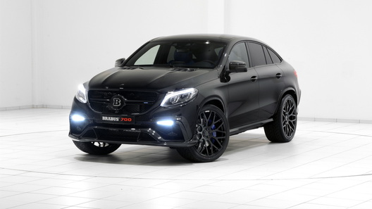 "Mercedes-Benz GLE Coupe получил 850 ""сил"""