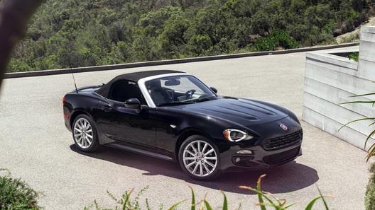 Объявлены цены на новый родстер от Fiat