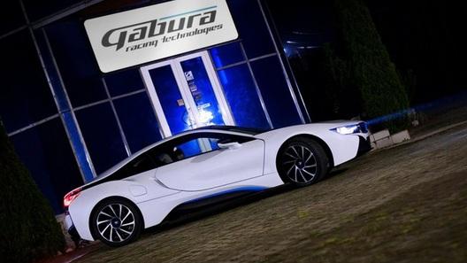 """""""Зеленый"""" спорткар BMW получил пожирателя бензина вместо двигателя"""