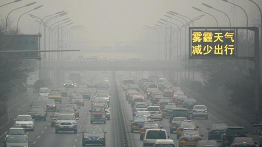 Пекин переведет все такси начистое горючее