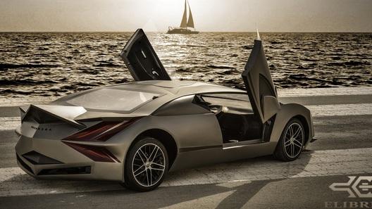 Катарский дизайнер оживил трансформера
