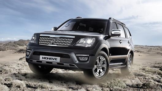 Весной в Российской Федерации начнутся продажи улучшенного Киа Mohave