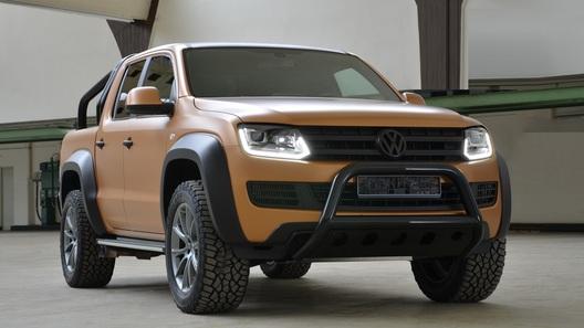 Тюнеры оценили свою версию VW Amarok в астрономическую сумму